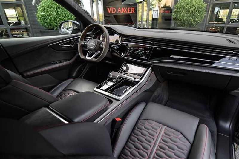 Audi RS Q8 NP.258K DYNAMIC PLUS+PANO.DAK+DESIGNPAKKET afbeelding 4