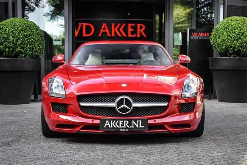 Mercedes-Benz SLS SLS AMG EXCLUSIVE DESIGNO+CAMERA (571 PK) afbeelding 14