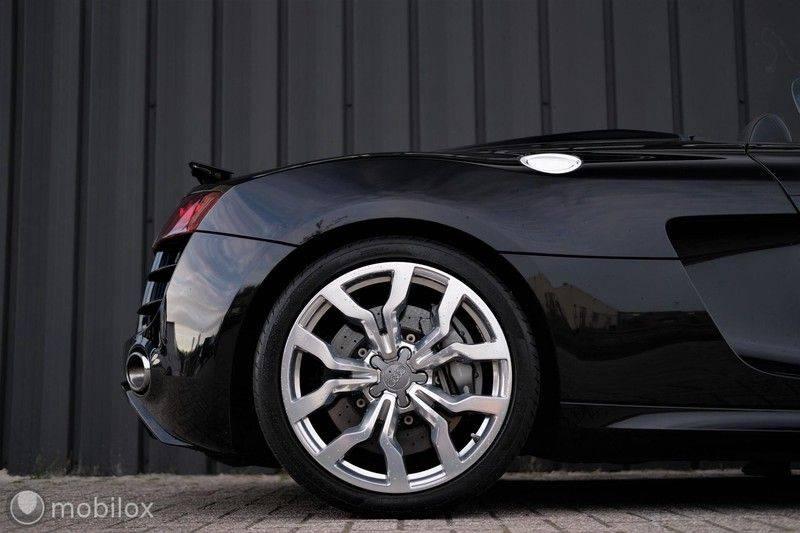 Audi R8 Spyder 5.2 V10 FSI   LED   B&O afbeelding 11