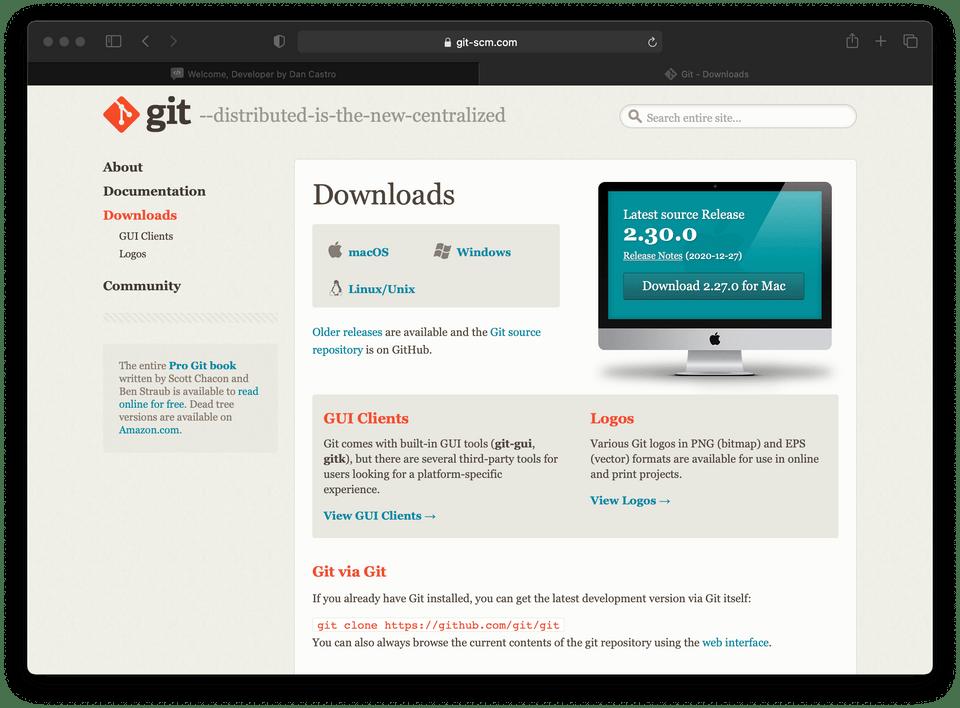 Git Download