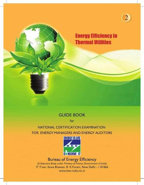 ENERGY EFFICIENCY IN THERMAL UTILITIES