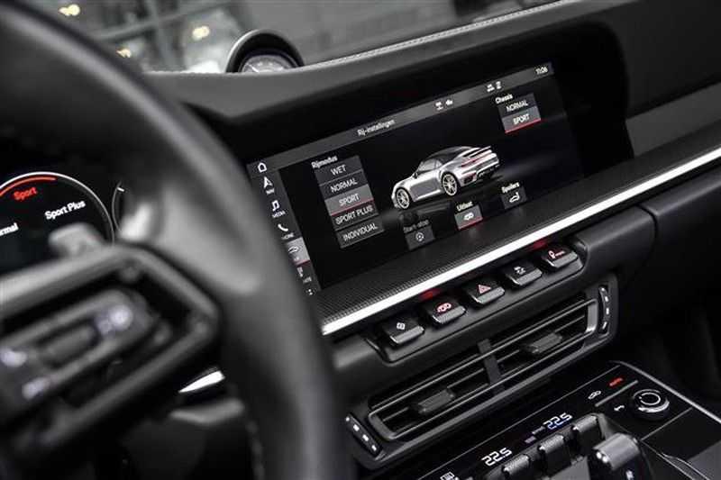 Porsche 911 TURBO S CABRIO ACC+ST.KOELING+MATRIX LED afbeelding 3
