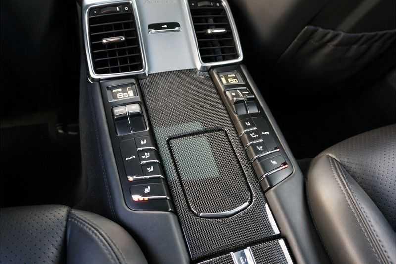 Porsche Panamera 4.8 Turbo *PCCB *Carbon afbeelding 21