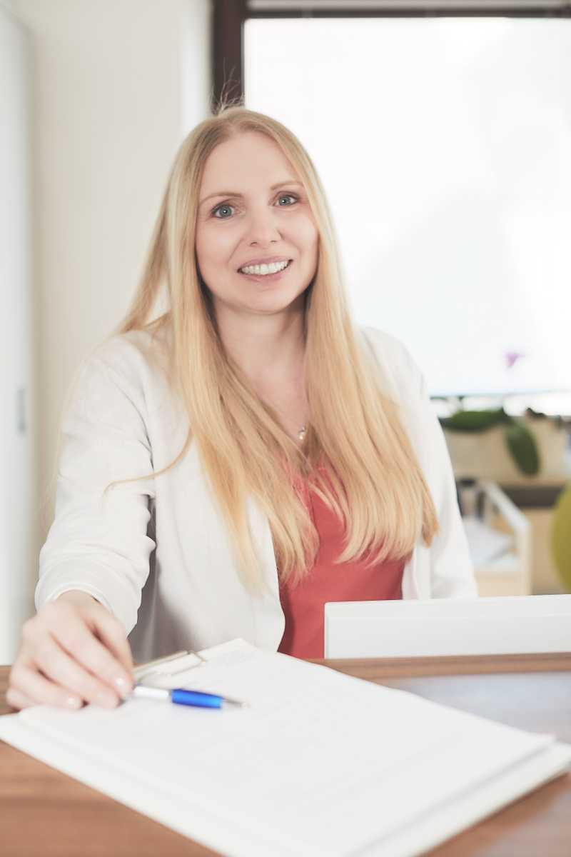 Silvia Thorandt Profil