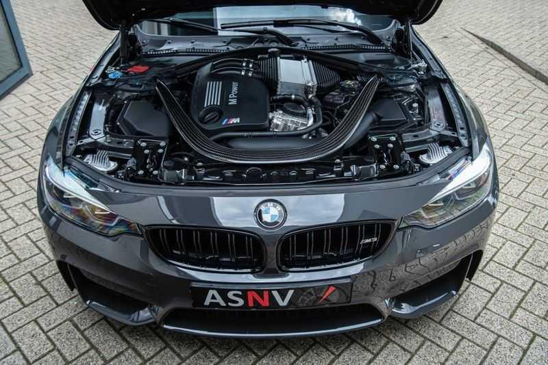 BMW 3 Serie M3 Competition DCTA, 450 PK, Facelift, Akrapovic, Harman/Kardon, Head/Up, LED, Surround View, Carbon, 2017, Org. NL!! afbeelding 20