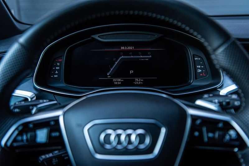 Audi S6 Avant 3.0 TDI Quattro, 350 PK, Luchtvering, S/Supersportstoelen, Luchtvering, Pano/Dak, Top View, B&O, Matrix LED, 2019!! afbeelding 16