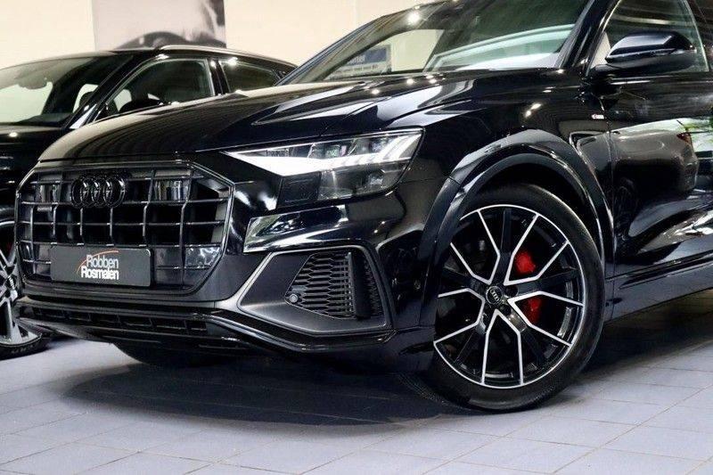 Audi Q8 55 TFSI Quattro Pro Line S High End B&O PANO  VOL BLACK afbeelding 2