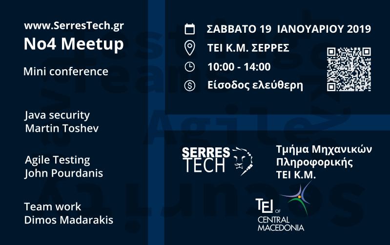 Meetup No4 2018-2019