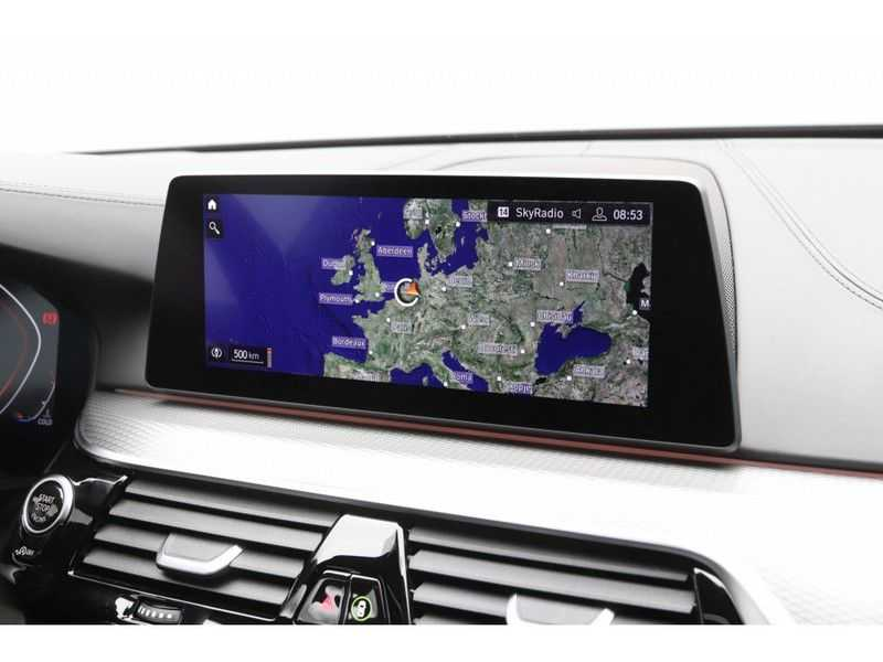 BMW 5 Serie Touring 520i High Executive Edition afbeelding 21