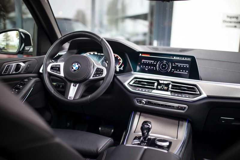 BMW X5 M50d High Executive *Pano / Standkachel / Laserlight / Head-Up* afbeelding 5