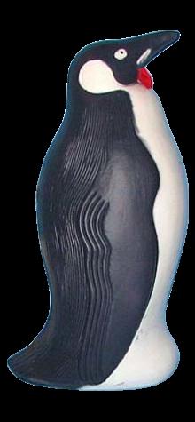 Penguin With Bow Tie photo