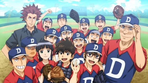 relembre animes e mangás baseados em esportes 8