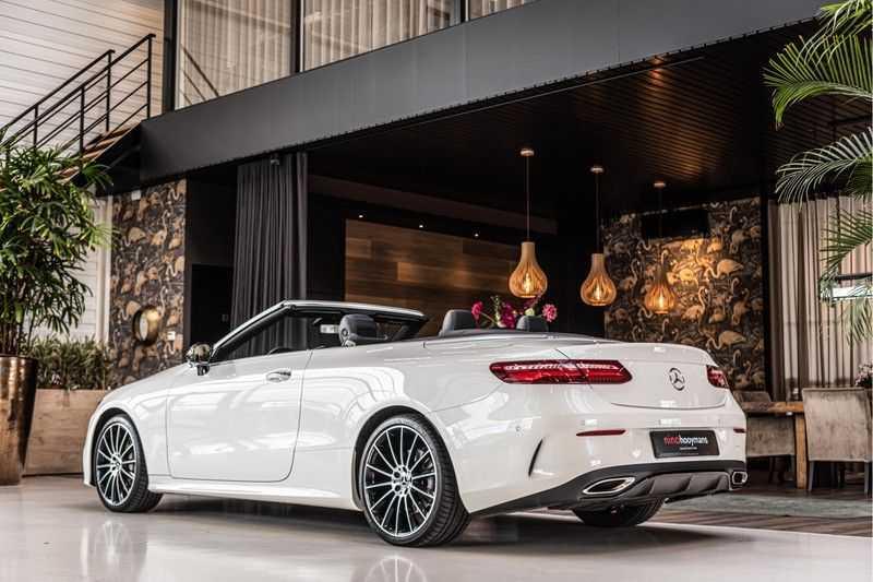 Mercedes-Benz E-Klasse Cabrio 350 AMG | Carbon | Burmester | 360º | Night pakket afbeelding 9