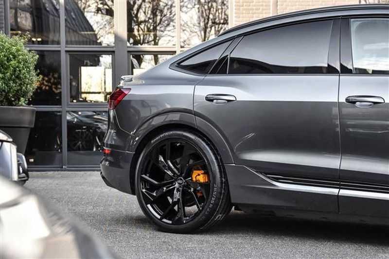 Audi e-tron SPORTBACK 55 QUATTRO S-EDITION HEAD-UP+22INCH afbeelding 17