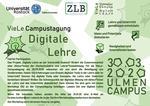 Virtueller Campus digitale Lehre
