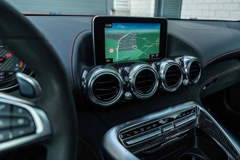 Mercedes-Benz AMG GT 4.0 S, 510 PK, Sportuitlaat, AMG Dynamic Plus, Keramiek, Schaalstoelen, DAB, Carbon, Pano/Dak, UNIEK!! afbeelding 10
