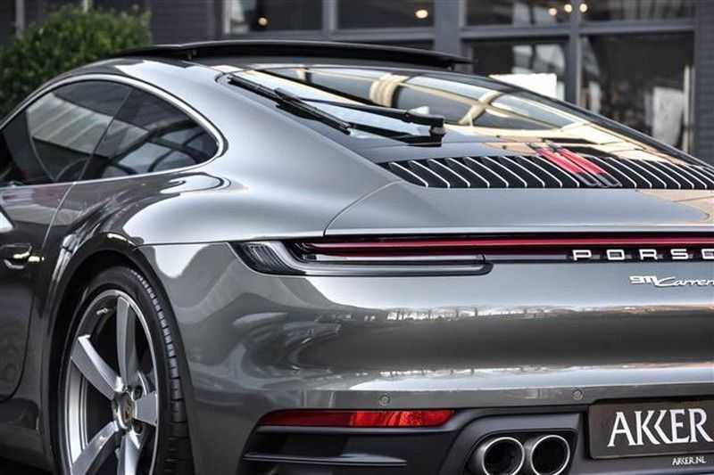Porsche 911 4S PDCC+4WSTURING+BURMESTER NP.220K afbeelding 17
