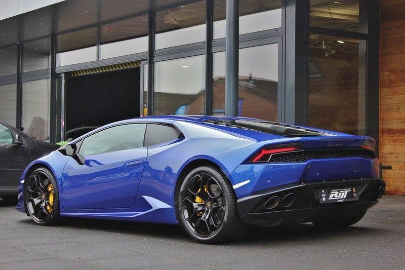 Lamborghini Huracan 5.2 V10 LP610-4 **Keramisch/Forged Carbon/Lift/Alcantara** afbeelding 7