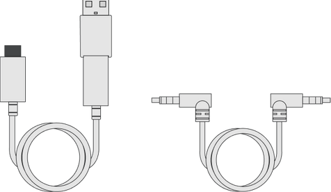 Detachable cables