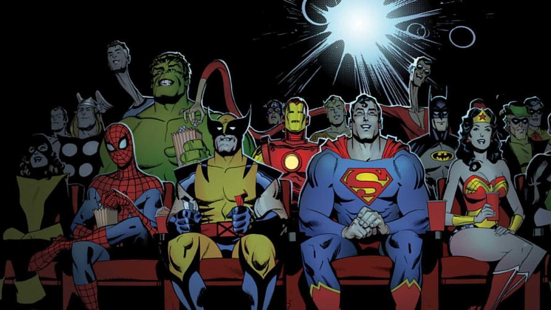 super hero movies
