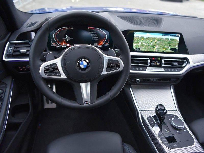 BMW 3 Serie 320d 190pk M-Performance Dak Laser HUD El-Memo Standk DA HiFi Keyless Live-Cockpit afbeelding 6