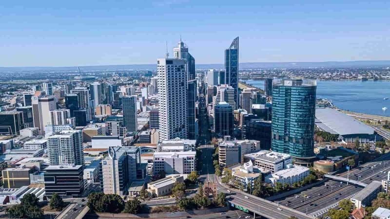 Perth, City Centre