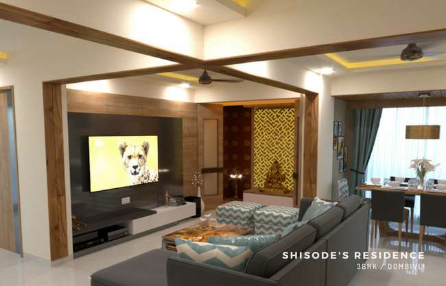 Shisode's Residence 3Bhk Dombivli