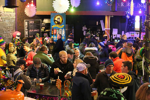 Magic Hat Presents Local Events