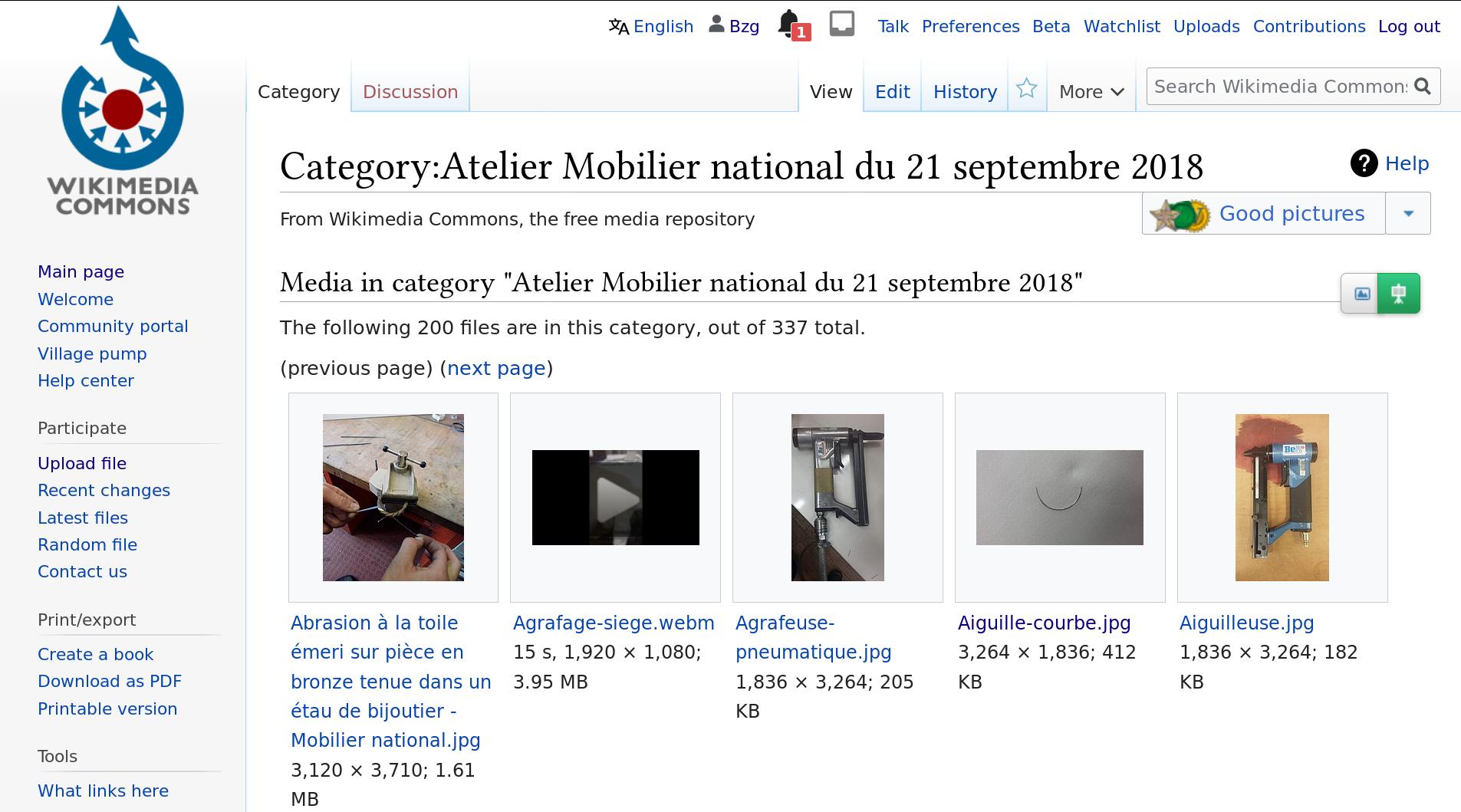 Atelier de contributions à Wikipédia