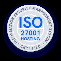 ISO 27001 Hosting