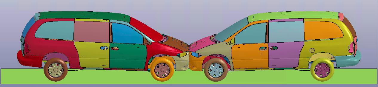 Dorable Car Crash Simulation Software Adornment - Schematic Diagram ...