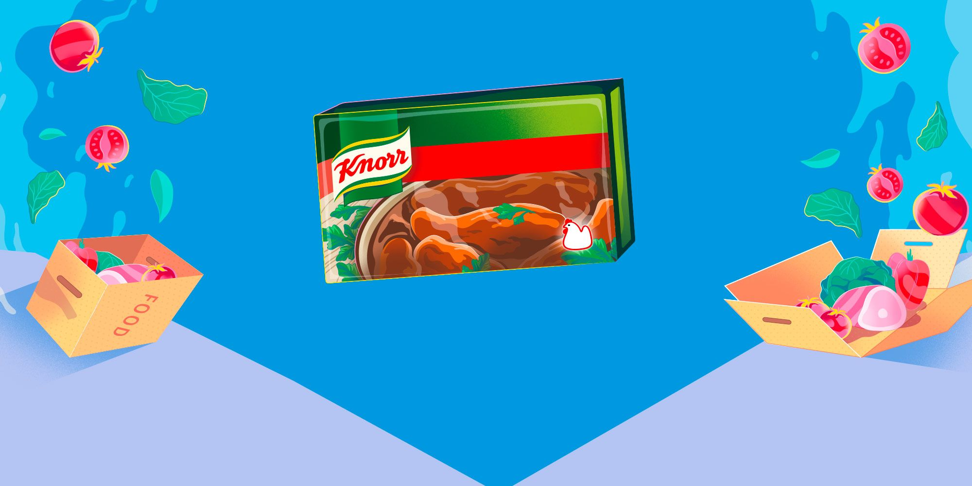 Knorr gif header