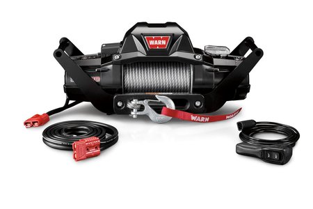 Warn Zeon 10 Multimount Winch 90340 10000 lb winch