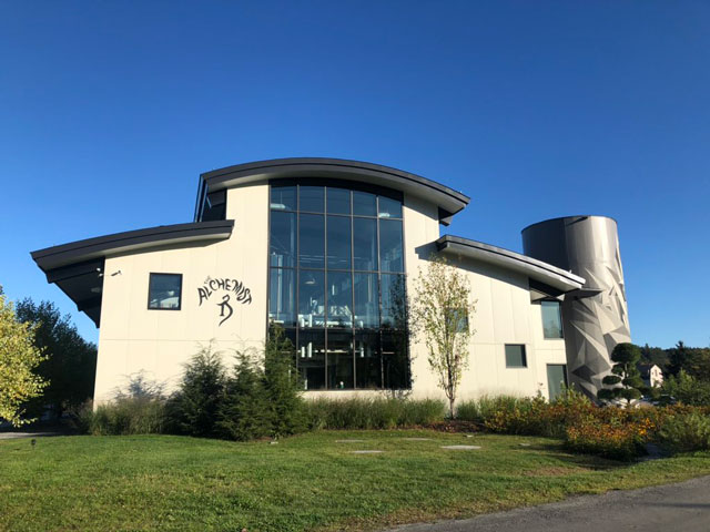 The Alchemist Brewery in Stowe, VT