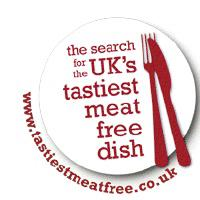 image from Competition to find the UK's Tastiest Meat-Free Dish!