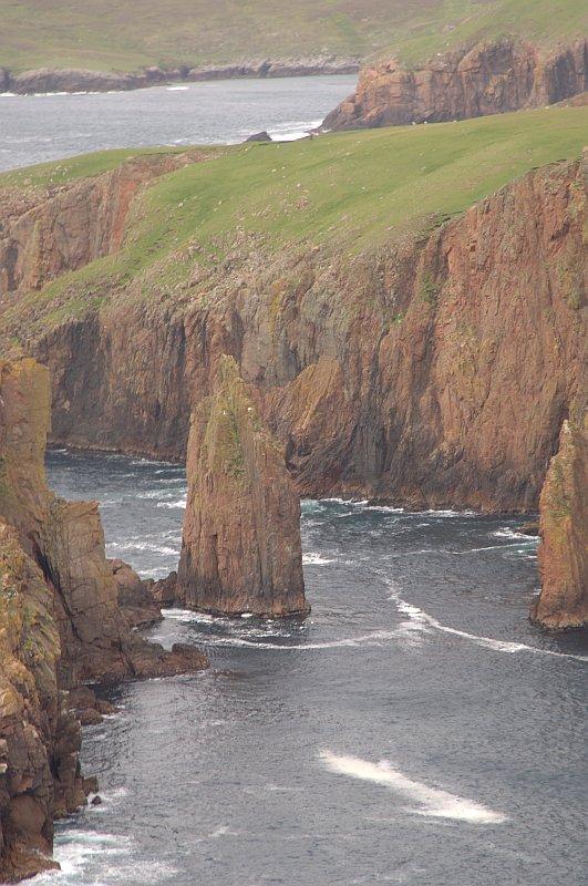 Sandsting Cliffs