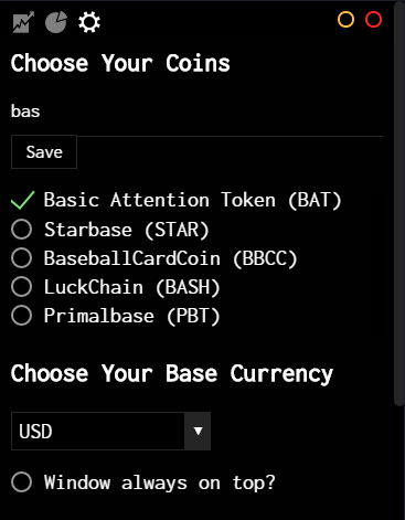PBT Primalbase coin
