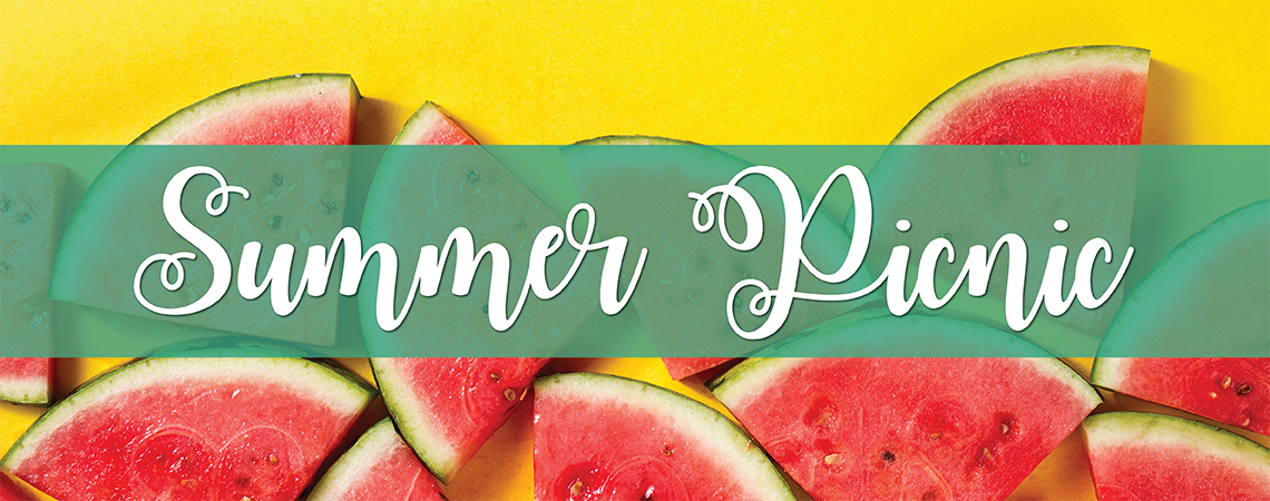 Save the Date! Summer Picnic