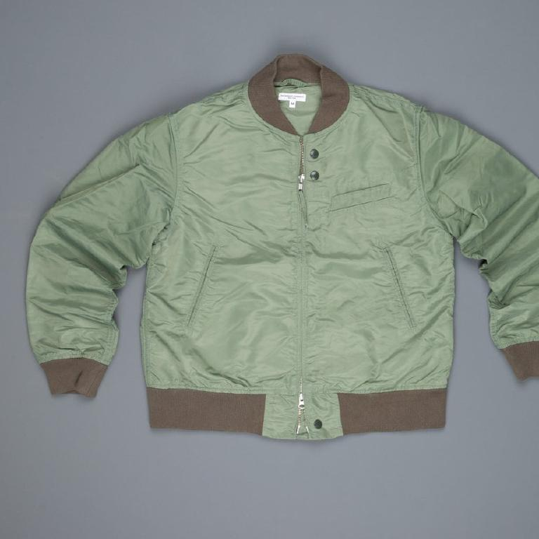 Flight jacket revisited
