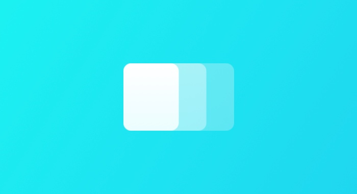 Slide to Reveal component available in Framer