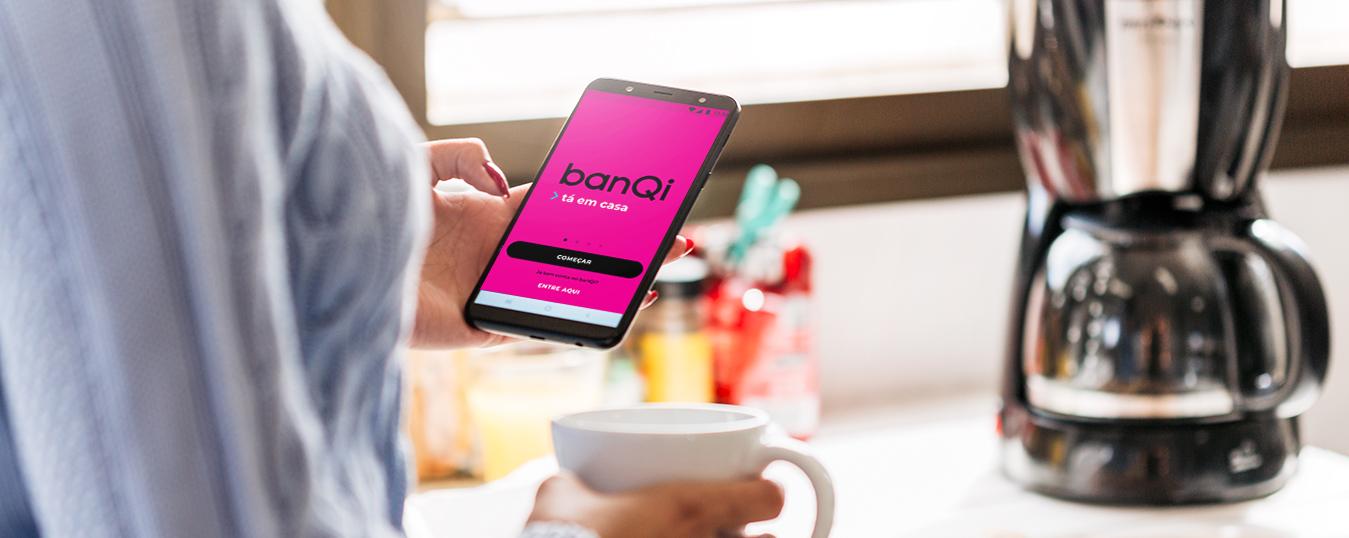 Compre e pague tudo direto no nosso app