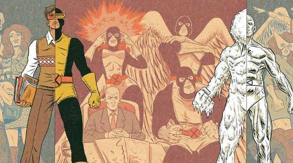 X-Men Grand Design imagem pagina Ultimato do Bacon