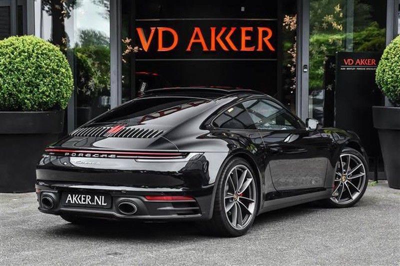Porsche 911 4S SCH.DAK+4WSTURING+CARBON+ACC+MATRIX LED afbeelding 2