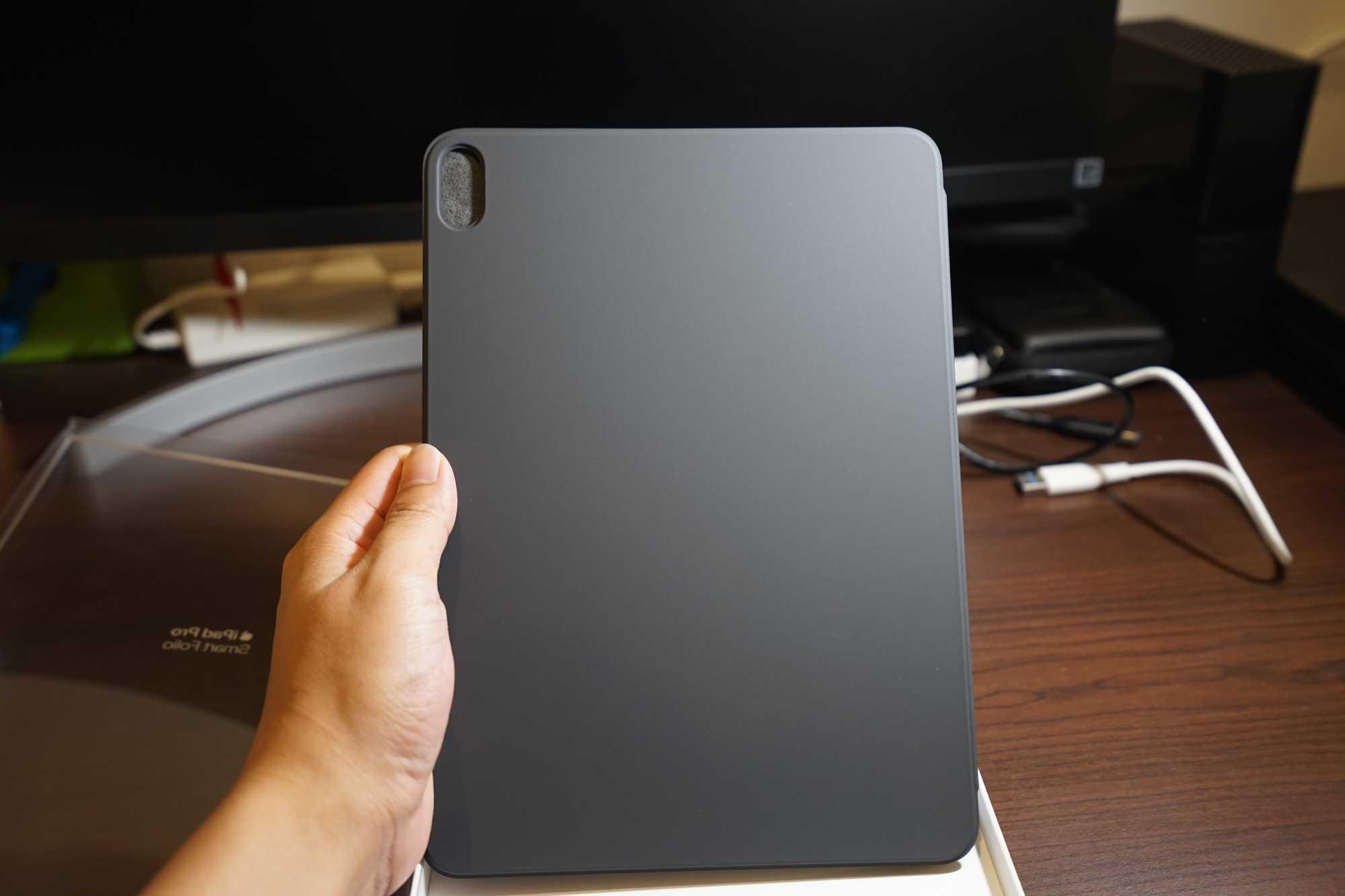 Apple Smart Folio Back