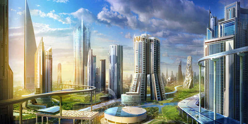 What are David Rose's Dreams for Future Cities?
