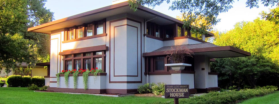 Stockman House - Mason City, IA