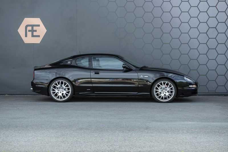 Maserati GranSport 4.2i V8 NIEUWSTAAT! afbeelding 4