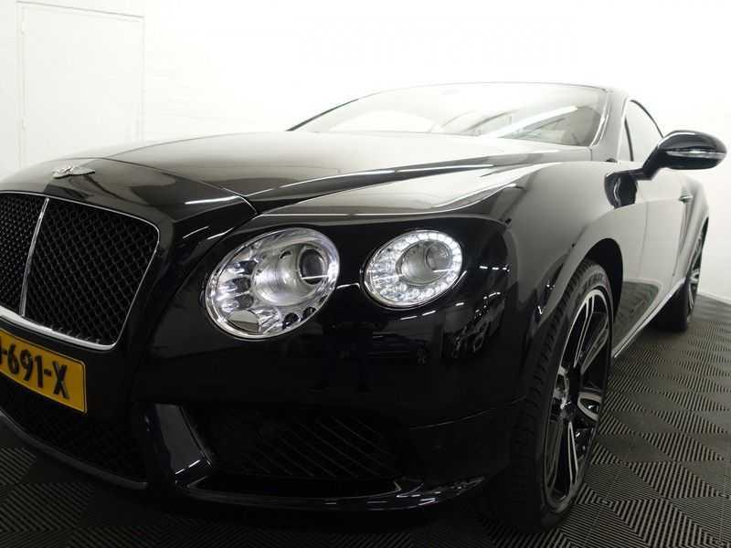 Bentley Continental GT 4.0 V8 508pk Aut- Slechts 22dkm! Design Styling afbeelding 23