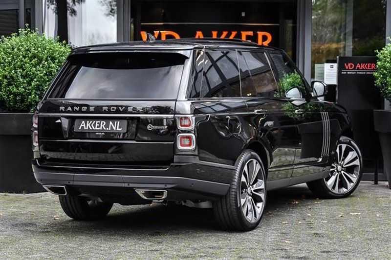 Land Rover Range Rover 5.0 SVAUTOBIOGRAPHY DYNAMIC 565 PK NP.268K afbeelding 5