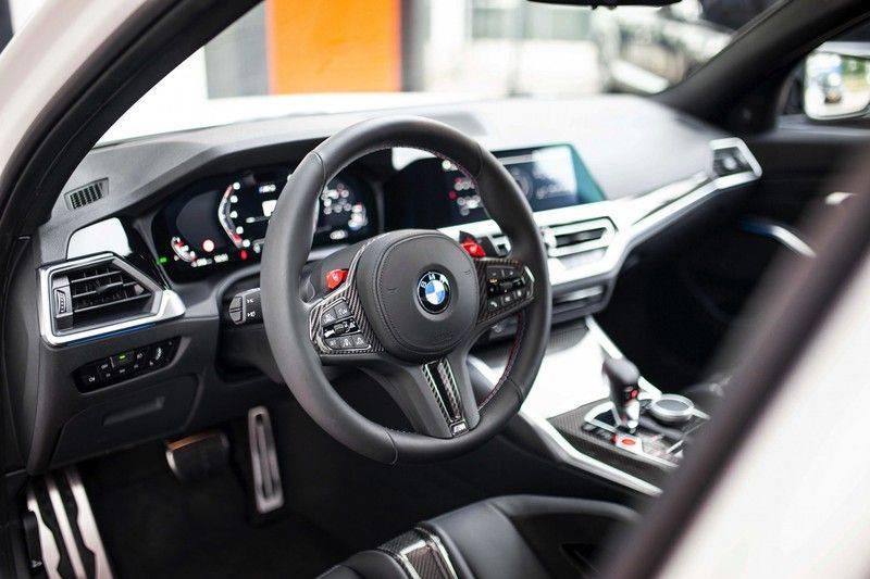 BMW M3 Competition G80 *HUD / M Driver's Pack / Laser / Keramisch / Harman-Kardon / Schaalstoelen* afbeelding 7